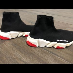 Balenciaga sock shoe